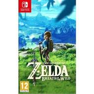 【NS】Nintendo Switch 任天堂 薩爾達傳說 曠野之息 中文版