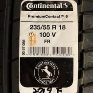 [千富輪胎]德國馬牌 235/55 R18 PC6