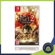 Attack on Titan 2 Final Battle Nintendo Switch game ส่งฟรี มีบริการเก็บเงินปลายทาง #playstation #Nintendo #PS4 #xbox #เกมส์ #เกมส์คอนโซล