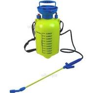 5公升噴霧器 噴水器 5L噴霧桶 有打氣桶加壓噴農藥桶 噴消毒液 灑水器 噴清潔劑 澆水器 噴藥器 噴水器◎50656◎