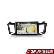 Hollywood Toyota專用 車用安卓主機 10吋 RAV4 13-18 免費到府安裝 零利率分期 蝦皮24h