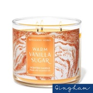 Warm Vanilla Sugar 3-Wick Candle Bath&BodyWorks