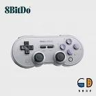 八位堂 8Bitdo SN30 Pro 藍牙無線手把復古紫
