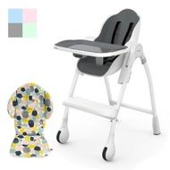 新加坡ORIBEL Cocoon 成長型高腳餐椅+椅墊組合(4色可選)