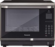 Panasonic Steam Microwave Oven, Black, 32L, (NN-CS894BYTQ)