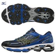【時代體育】Mizuno 美津濃 男慢跑鞋 WAVE CREATION 19 J1GC170110 <<出清價 >>