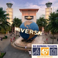 [Open Dated E-Ticket] Universal Studio Singapore One-Day Admission Ticket