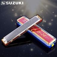 【美佳音樂】SUZUKI Study-24 鈴木 24孔 複音口琴-#C調(口琴)