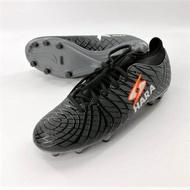 (F88X3) HARA Sports รองเท้าฟุตบอล รองเท้าสตั๊ด สีดำ Size 38-46 รุ่น F88X3