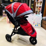 極新美國 baby jogger city mini GT Fold 紅 二手(市價15900)