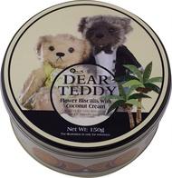親愛的泰迪夾心餅乾150g(椰子味)