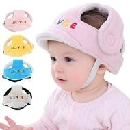 【JoyNa】寶寶防摔帽保護帽 學步防撞帽兒童安全頭盔護頭帽
