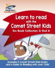 Reading Planet: Learn to read with the Comet Street Kids: Six Book Collection 3: Red A