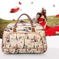 ส่งฟรี !! กระเป๋าเดินทางใบเล็ก กระเป๋าเดินทางล้อลาก กระเป๋าล้อลาก Little Bag รุ่น LT-004 (สีน้ำตาล)