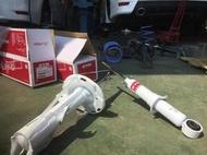 童夢國際 7代 CAMRY 油電 KYB Strut Plus Sport 白桶 運動版避震器總成