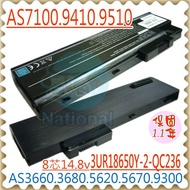 ACER 電池-宏碁 電池 ASPIRE 9400,9410,9420,9510,9520,LIP-4084QUPC,BT.T5007.001,BT.T5005.002