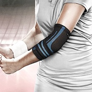 BodyVine巴迪蔓 超肌感貼紮護肘 (可調整式)-強效加壓
