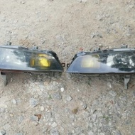 Headlamp accord sv4 custom
