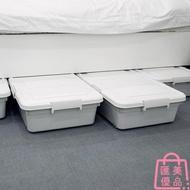 收納箱抽屜式衣服儲物盒床下棉被子塑料整理箱