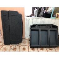 原廠Livina 2015行李箱隔板+活動置物盒