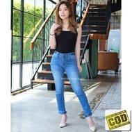 (code-234) Basic Long Jeans For Women / Levis Pants For Women Jz502 / Alessa Pants 8462 / Prem
