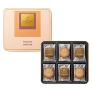 【期間限定】GODIVA 焙茶/牛奶巧克力餅乾 禮盒 18片裝 P692166