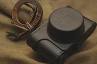 李師傅手製 LEICA IIIF相機專用手工皮套