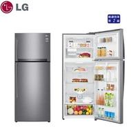 ※可申請退稅補助※【LG樂金】438L 直驅變頻 雙門電冰箱《GI-HL450SV》星辰銀 壓縮機十年保固