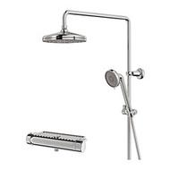 IKEA VOXNAN 蓮蓬頭附恆溫水龍頭, 鍍鉻