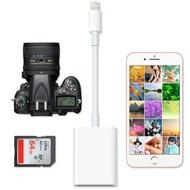 OTG轉接頭 東雅 otg轉接頭 蘋果iphone手機ipad連接單反相機TF轉換SD卡數據線記憶體卡安卓type-c二合一讀卡器配件通用