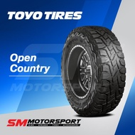 Toyo Open Country Rt 265 / 60 R18 18 110q Car Tires