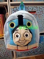 叡寶玩具屋~ 湯瑪士THOMAS 小火車童用背包/絨布後背包