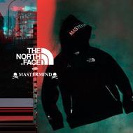 THE NORTH FACE X MASTERMIND WORLD 2018 聯名 長袖帽T 黑標 骷髏頭