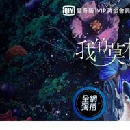 台灣 愛奇藝vip一個月會員(全新帳號)