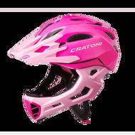 Cratoni C-Maniac 2020 兒童安全帽 粉紅 /單車安全帽/ 頭盔/自行車