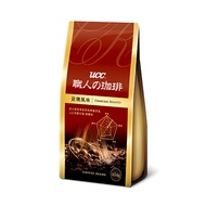 UCC 炭燒風味咖啡豆454g【愛買】
