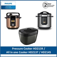 Philips All-In-One Multi function and Pressure Cooker HD2139   HD2137   HD2145
