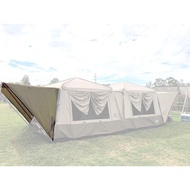 BL-320H Big Lion 威力屋 320客廳帳外掛式延伸片 客廳帳遮陽天幕帳篷外掛式遮陽棚