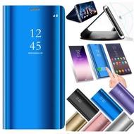 For Huawei Nova 2i/Nova 2Lite/Nova 3/Nova 3i/Nova 3E plated mirror vertical stand phone case
