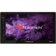 NAKAMICHI NAM 1700 Double DIN Digital Media Receiver Bluetooth USB SD