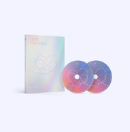 BTS - LOVE YOURSELF 結 Answer [L ver.] 2CD+Photobook+Mini Book+Photocard+Sticker Pack+Folded Poster+Double Side Extra Photocards Set