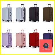 กระเป๋าเดินทาง ร้านแนะนำกระเป๋าเดินทางรุ่น P021 ขนาด 24 นิ้ว เคสเดินทาง