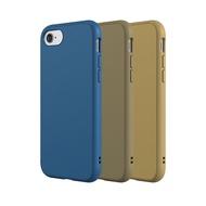 犀牛盾 iPhone SE第2代/ 7 / 8 / 7 Plus/8 Plus Solidsuit 防摔背蓋手機殼-經典款(2020新三色)雀藍/可可棕/卡其7/8 Plus-卡其