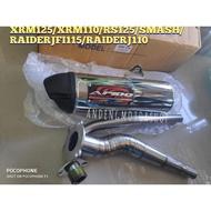 Apido Xrm125 Rs125 Raiderj115fi Wave125 Wave Cx110 Sym Wave 100 Raider j Carb Pro ChickenPower Pipe