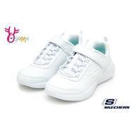 Skechers 中大童 GO RUN 600 全白學生鞋 運動鞋 慢跑鞋 成人女款 S8273#白色◆OSOME奧森鞋業