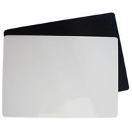 軟性白板 60cm x 90cm 全白 軟性磁鐵白板/一袋10片入(促500) NO-510軟白板磁片 軟性磁性白板-旻新