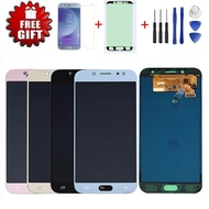 For Samsung Galaxy J7 Pro 2017 J730G J730 J730F/DSM LCD Display And Touch Screen Assembly Replacement