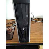 售二手HP Elite 8200 /INTEL I7-2600/8G/500G+240G SSD/GT1030主機