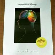 全新免運 Vander人體生理學 /Vander's human physiology 13th