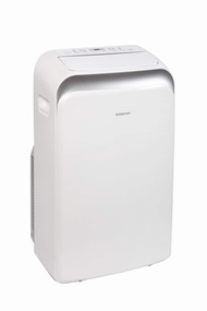EdgeStar AP14003W Portable Air Conditioner with Dehumidifier and Fan for Rooms up to 525 Sq. Ft. with Remote Control